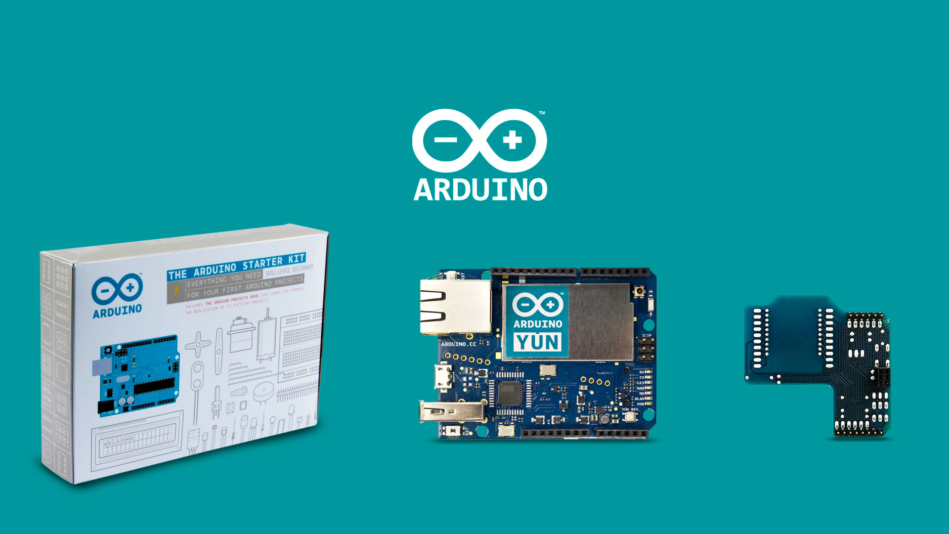 Arduino Distribuidor Oficial
